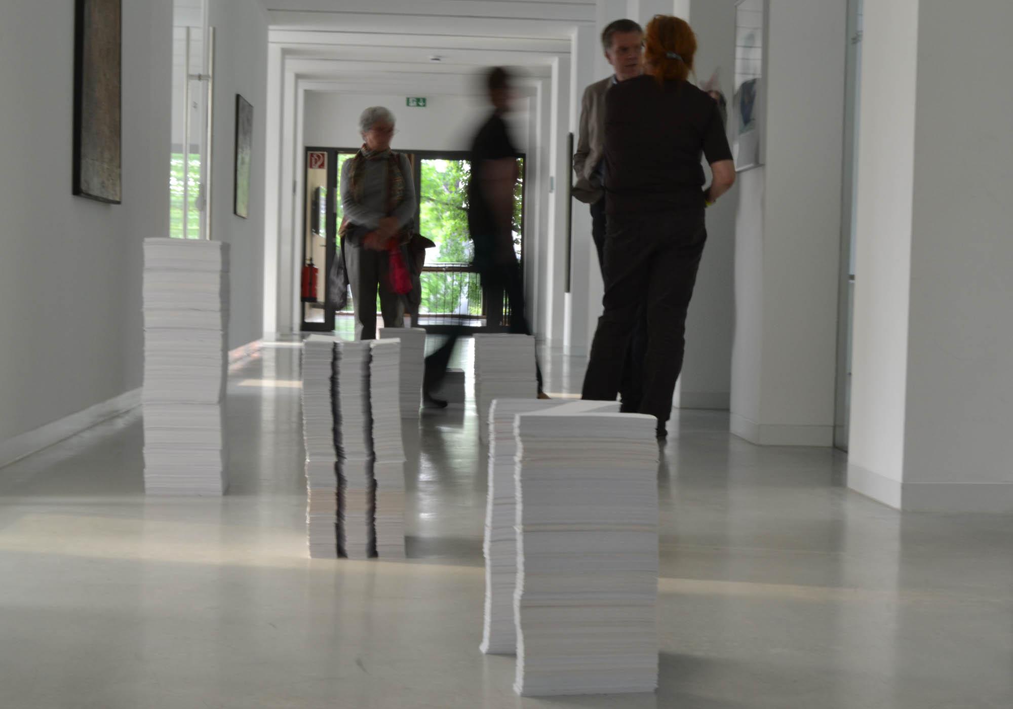Ausstellungsansicht SOH Offenbach am Main