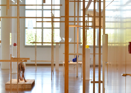 Ausstellungsansicht MAK, Frankfurt am Main