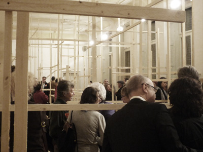 Ausstellungsansicht Kunstverein Bellevuesaal, Wiesbaden