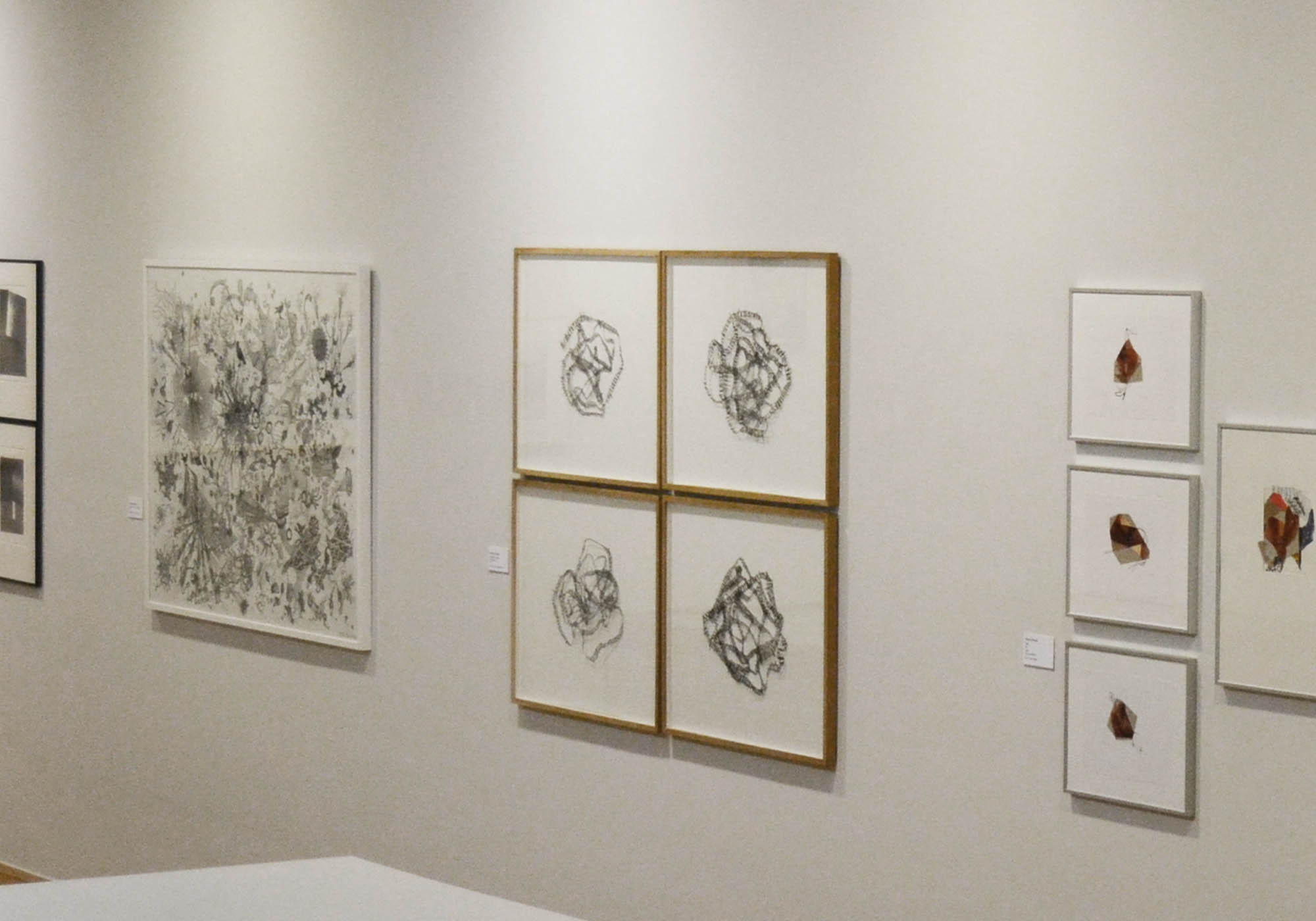 Ausstellungsansicht Kunstmuseum Mülheim an der Ruhr