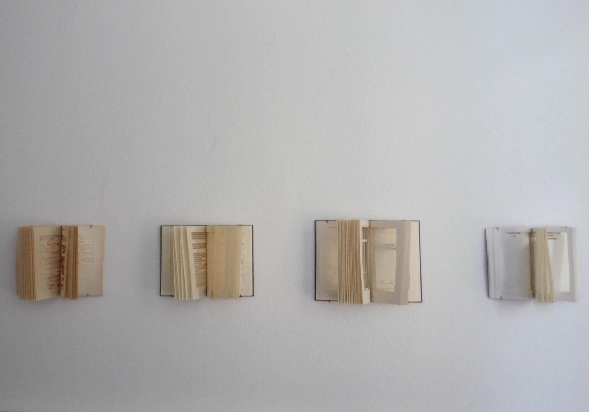 Ausstellungsansicht Hamman 19, Frankfurt