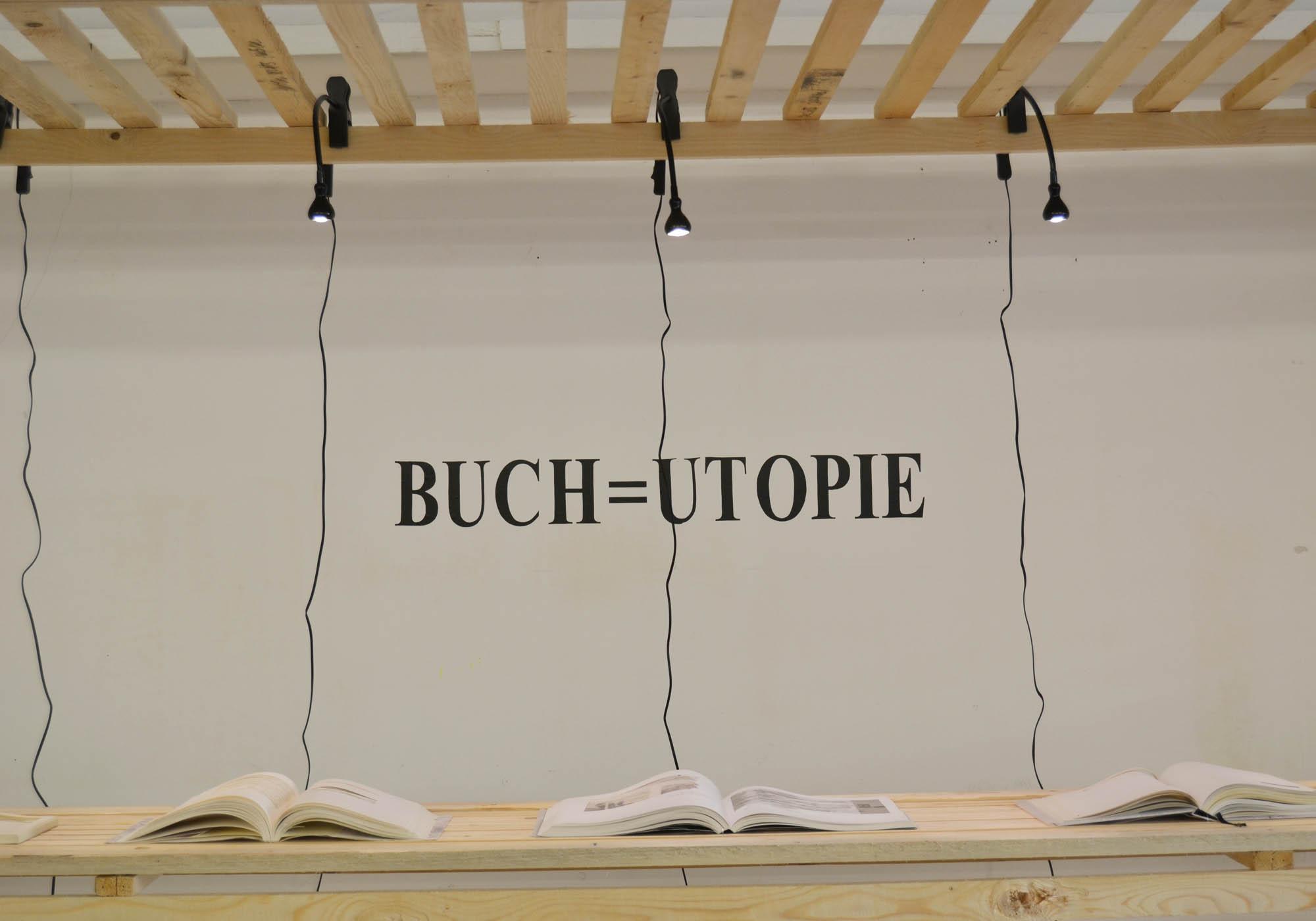 Ausstellungsansicht afip, Offenbach